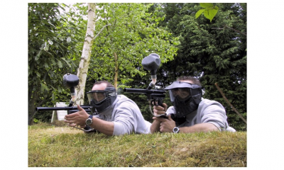 DEAUVILLE AVENTURE - PAINT BALL